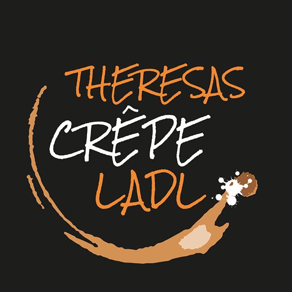 Theresas Crêpeladl Logo